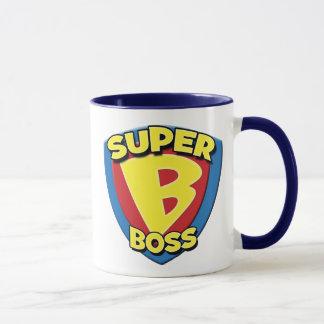 Super Boss Large Coffee Mug