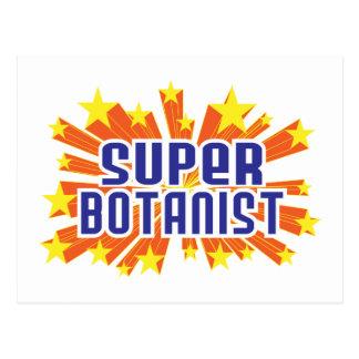 Super Botanist Postcard