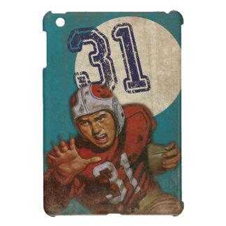 Super Bowl iPad Skin With Cool Vintage Print iPad Mini Covers