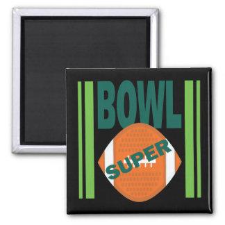 Super Bowl Imanes De Nevera
