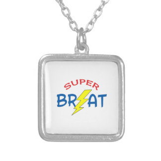 SUPER BRAT NECKLACES