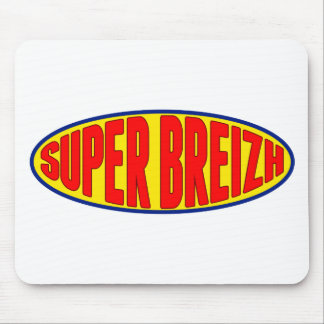 Super Breizh Brittany Mouse Pad