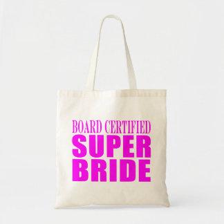 Super Brides Board Certified Super Bride Tote Bags