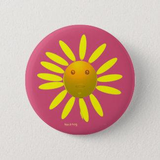 Super Bright Daisy Button
