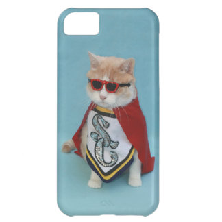Super Bubba Kitty iPhone 5C Case