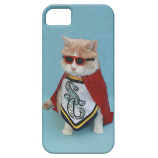 Super Bubba Kitty iPhone SE/5/5s Case