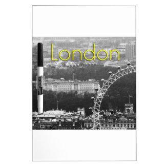 Super Buckingham Palace London Dry Erase Boards