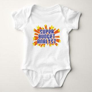 Super Budget Analyst T Shirt