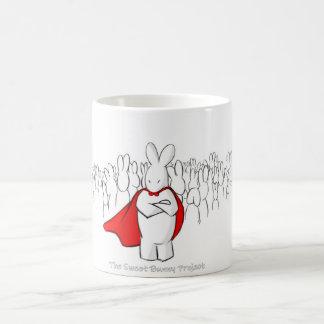 Super Bunny! Classic White Coffee Mug