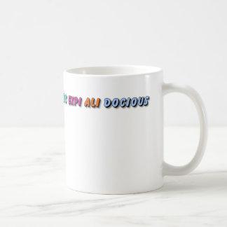Super-cali-fragi-listic-expi-ali-docious Coffee Mug