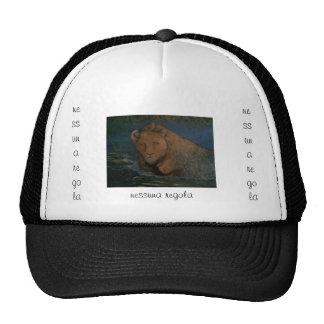 super cappello nessuna regola trucker hat