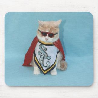 Super Cat Mouse Pad