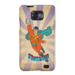 Super Cell Phone Man Samsung Galaxy S2 Case
