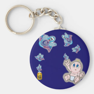 Super Cellular Comes Out Of The Medicine! Keychain