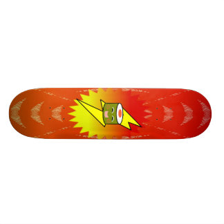 Super Charged Sushi - Skateboard