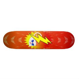 Super Charged Sushi Skateboard Deck