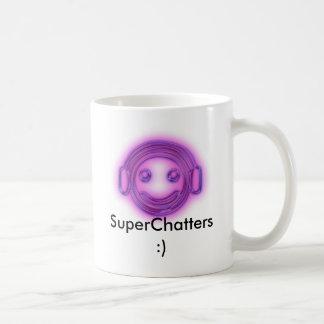 Super Chatters :) mug