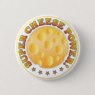 Super Cheese Power Button