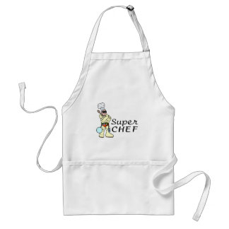 Super Chef Adult Apron