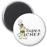 Super Chef Magnet
