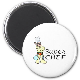 Super Chef Magnets