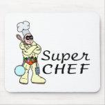 Super Chef Mouse Pad