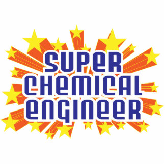 Super Chemical Engineer Photo Sculpture