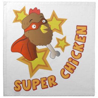Super Chicken Napkin