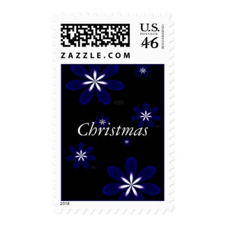 Super Christmas Postage Stamps