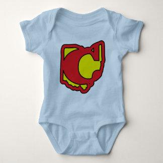 Super Cleveland, Oh Baby Bodysuit