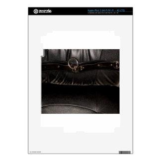 SUPER COLLAR iPad 3 DECAL