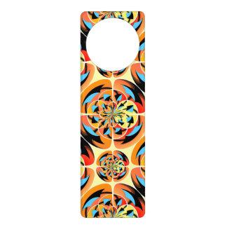 Super colors door hanger