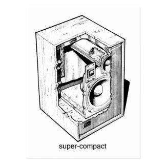 Super Compact Postcard