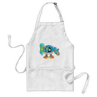Super Comraision Go Adult Apron