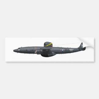 Super Constellation WV Ec-121 VW-13 Bumper Sticker