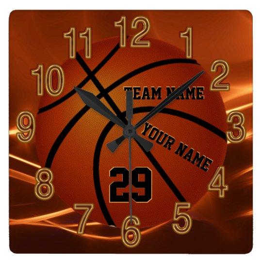 Basketball Senior Night Gift Ideas Daily Work Monogram Basketball