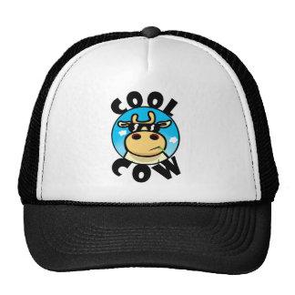 Super Cool Cow Trucker Hat