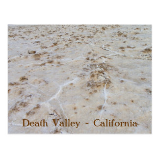 Super Cool Death Valley Postcard! Postcard