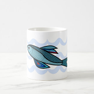 Super cool coffee travel mugs zazzle for Blue fish dental