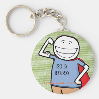 Super Cool Dude Keychain