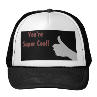 super cool hat