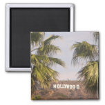 Super Cool Hollywood Magnet! 2 Inch Square Magnet