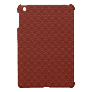 Super Cool japanese cherry red fish scale Gifts iPad Mini Cover