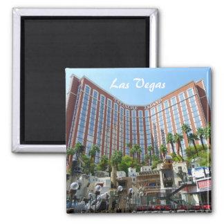 Super Cool Las Vegas Magnet! 2 Inch Square Magnet