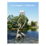 Super Cool Los Angeles Postcard!