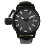 "Super Cool ""NOW""  Watch (Black) No1"