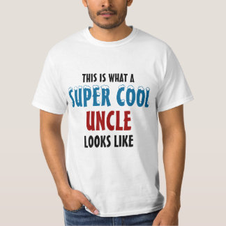 Super cool Uncle looks like T-Shirt