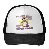 Super Corgi Hat