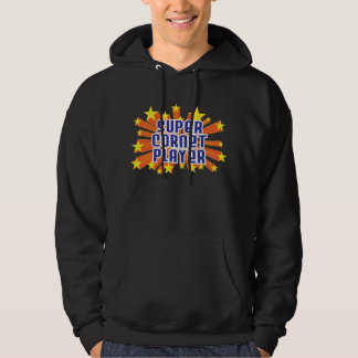 Super Cornet Player Hooded Pullovers