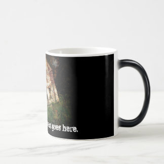 Super Creepy Custom Mug